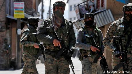 Indian forces kill Kashmir rebel leader