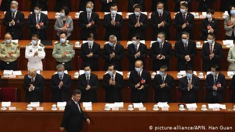 China moves to impose security laws on Hong Kong