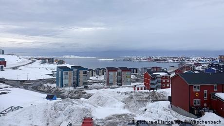 Strategic hot spot Greenland sparks global tug-of-war