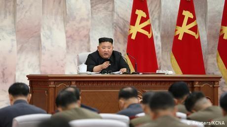 North Korea's Kim calls for stronger nuclear deterrent: report