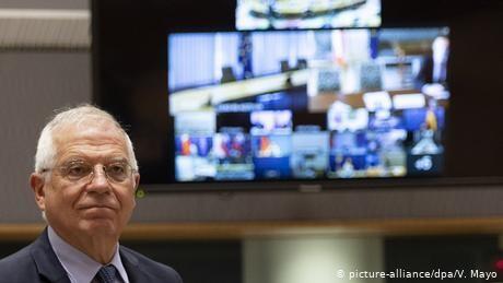 EU: Serbia-Kosovo talks 'back on track' after video meeting