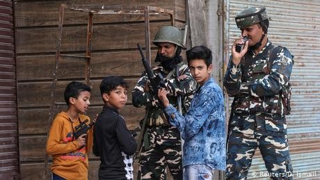 Kashmiri children: The everlasting scars of a deadly conflict