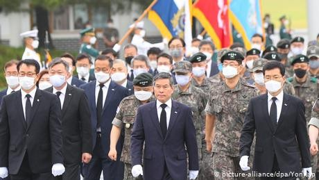 South Korea, US commemorate Korean War anniversary