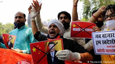 How Chinese and Indian media reacted to border clashes