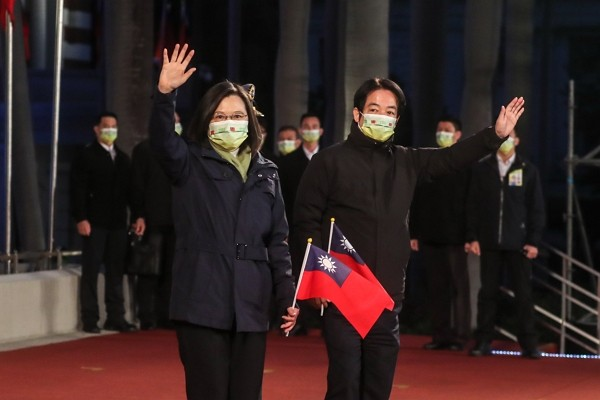 President strikes optimistic tone in New Year's address to Taiwan
