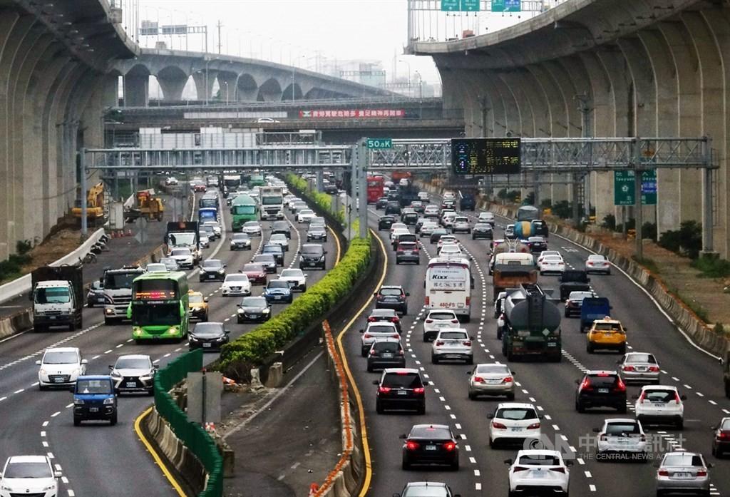 收假日國道9路段料將壅塞 國5車流估晚上10時後紓解