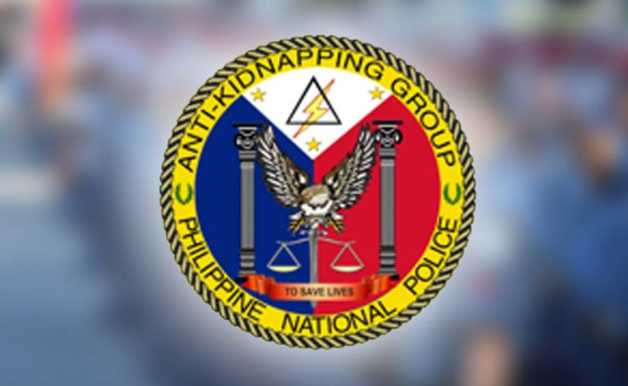 Philippine National Police Anti-Kidnapping Group logo. (TNT Abante photo)