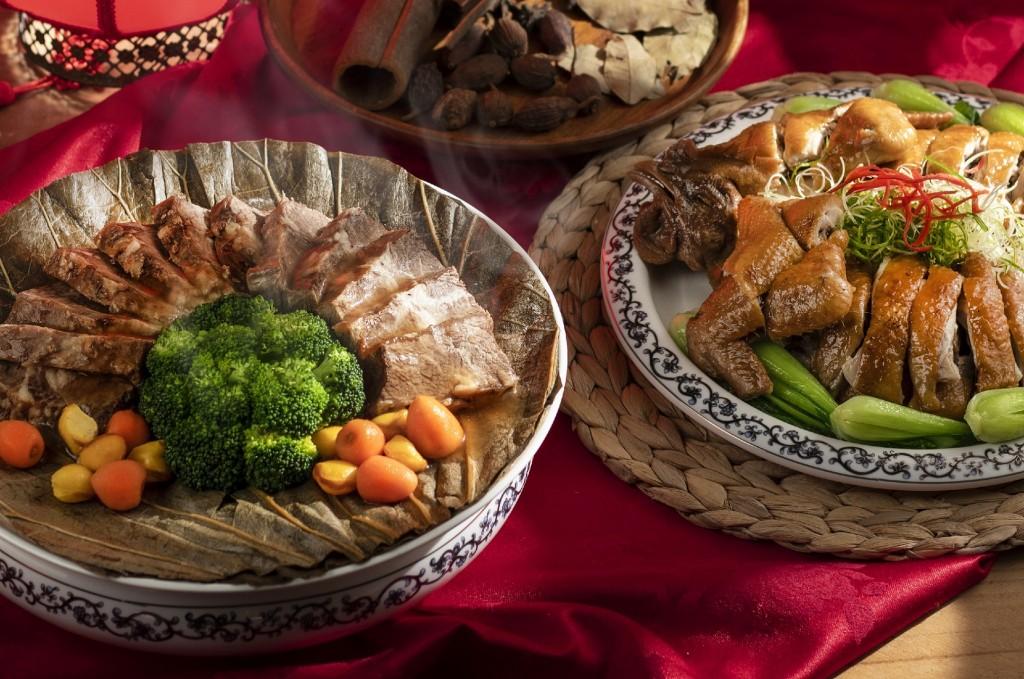 除夕圍爐不下廚 台南大員皇冠假日酒店五星主廚幫您煮