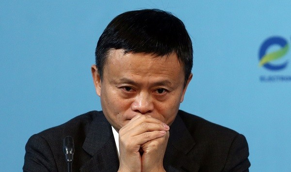 Alibaba Group Executive Chairman Jack Ma attends the 11th World Trade Organization's ministerial conference in Buenos Aires. (Reuters photo)