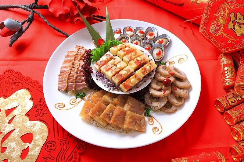 台北老爺酒店粵式年菜外帶 1月31日前預訂享早鳥優惠
