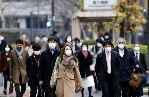 Japan will declare a state of emergency for Tokyo and three neighboring prefectures on Jan. 7.