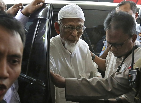 Abu Bakar Bashir, the suspected mastermind of the 2002 Bali bombings, was freed on Friday.
