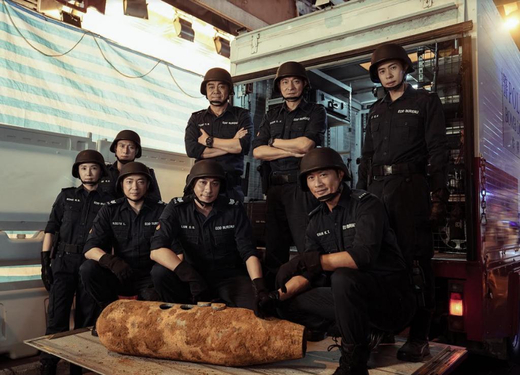 《拆彈專家2》全台賣破3700萬台幣。(圖/華映娛樂)