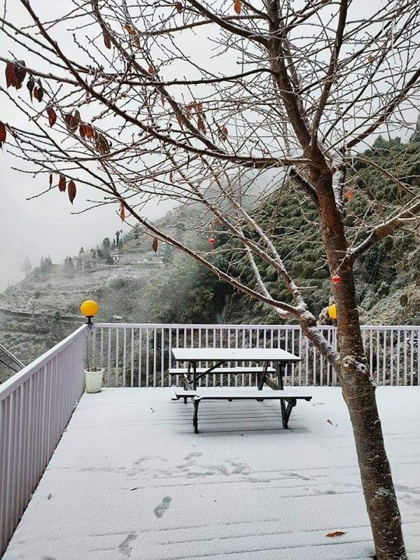Photo of the Day: Taiwan's Lalashan blanketed by winter snow