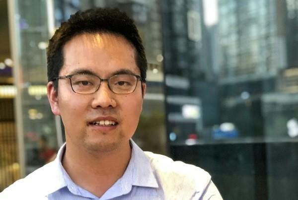 Zhang Jialong (Twitter photo)