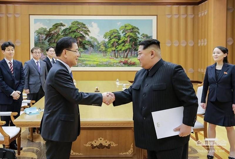 金正恩首度出任北韓勞動黨總書記 胞妹金與正卻從政治局除名