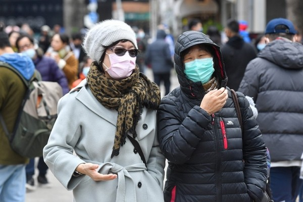 Taiwan faces three cold air masses over a period of 12 days.