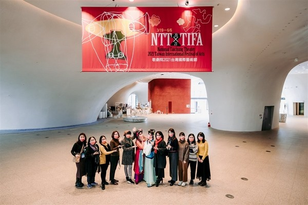 (National Taichung Theater photo)