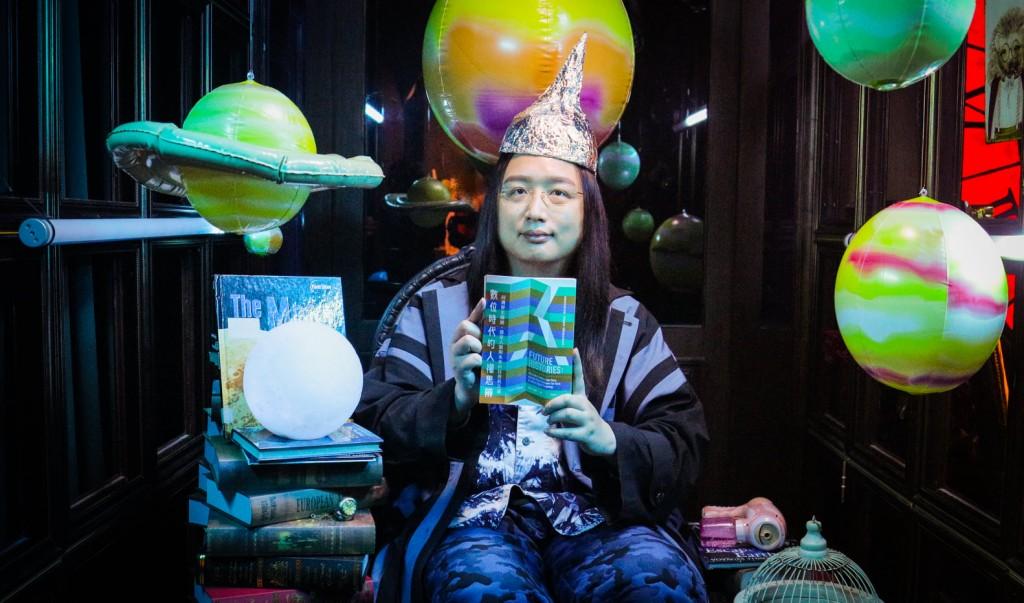 台北國際書展由唐鳳代言(圖/Facebook)