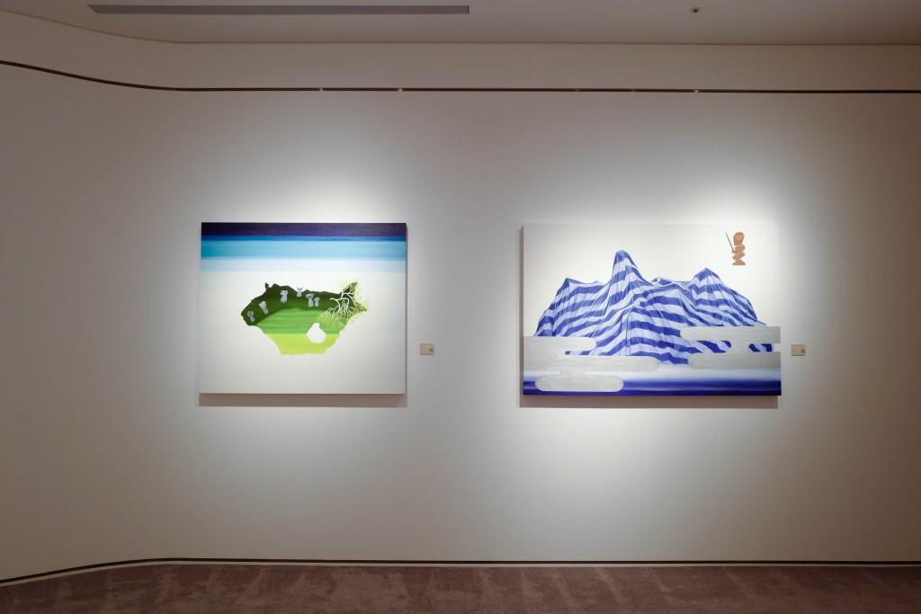 台北文華東方、曜畫廊聯名限量藝術特調 台灣特有在地食材馬告、芭樂創意入酒