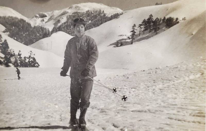 Photo of the Day: Ski resort on Taiwan's Hehuanshan in 1971
