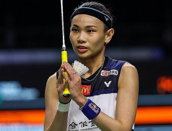 Taiwanese badminton player Tai Tzu-ying. (Facebook, BWF Badminton photo)