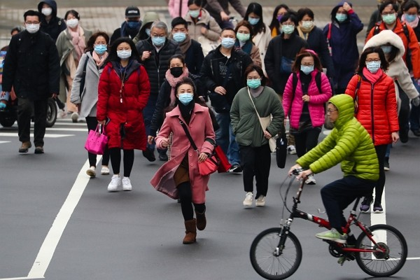 Temperatures will drop again on Saturday across Taiwan.