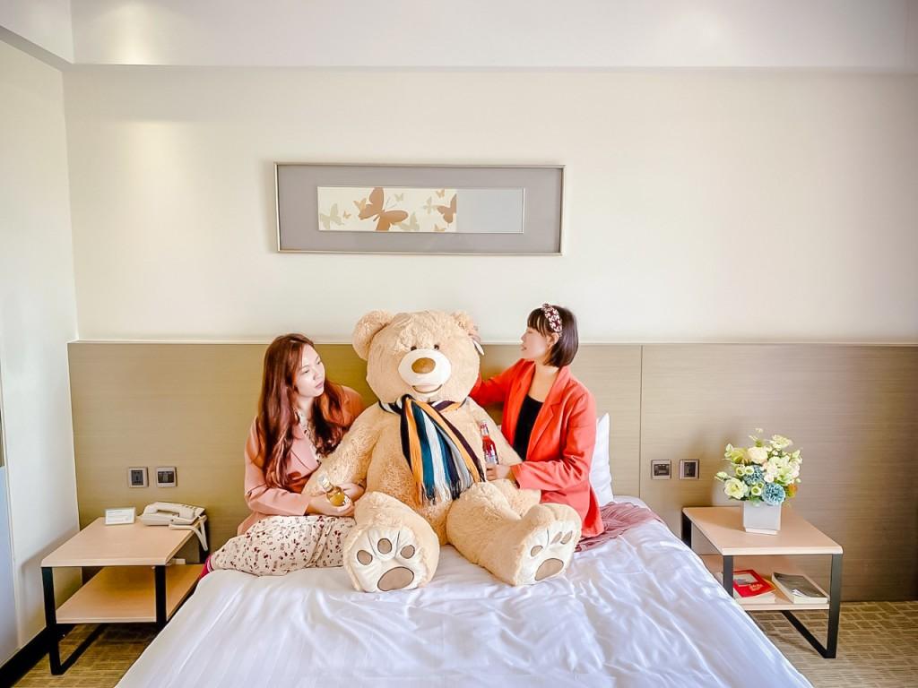 福泰飯店集團旗下福泰飯店和桔子商旅共推2021年閨蜜旅遊住宿專案