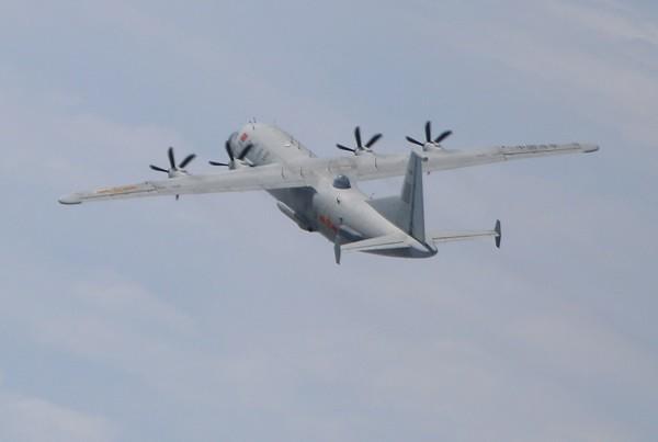 Y-8 RECCE. (MND photo)