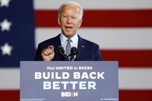 U.S. President Joe Biden.