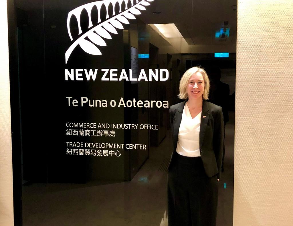 Acting New Zealand director Aimee Jephson.