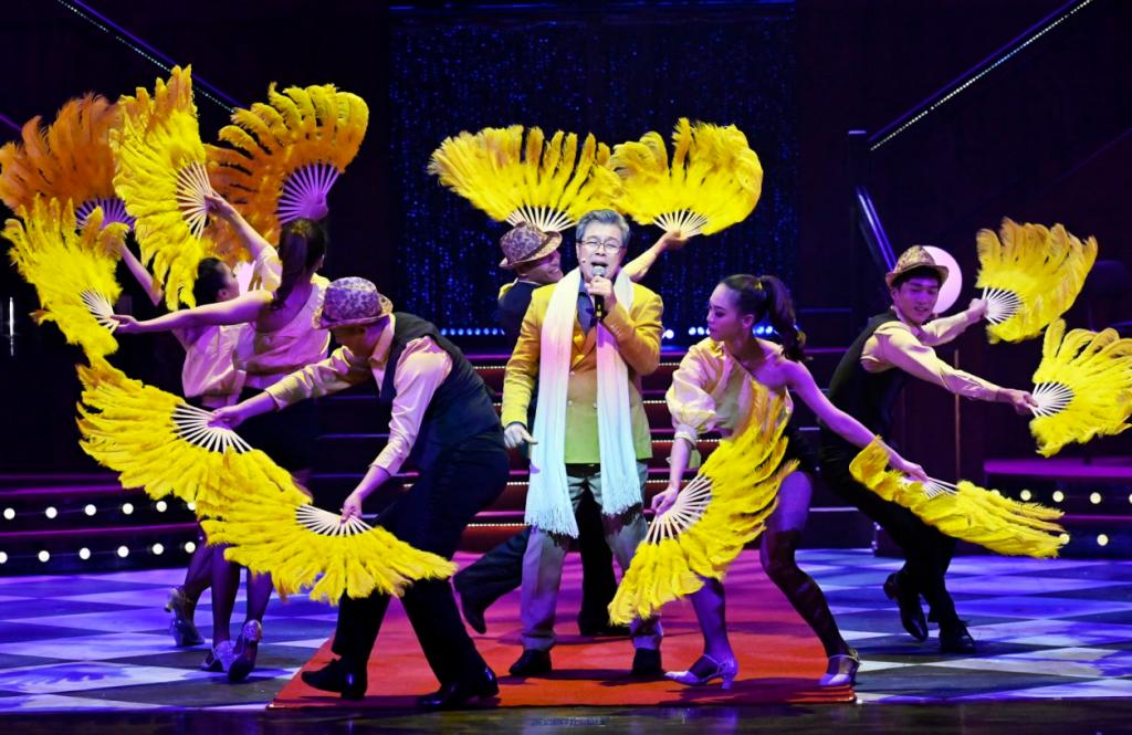 台灣娛樂教父王偉忠監製《明星養老院》 探熟世代面對人生下半場巡演台中台北