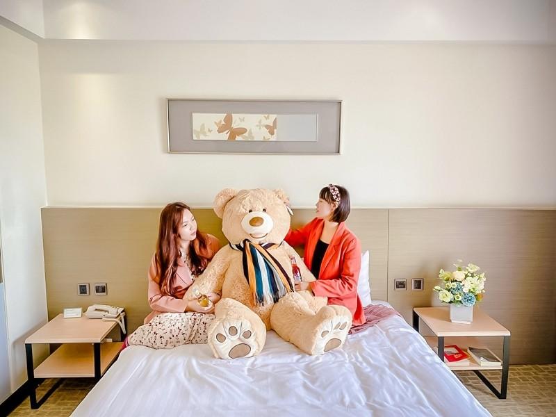 福泰飯店和桔子商旅  閨蜜旅遊住宿專案
