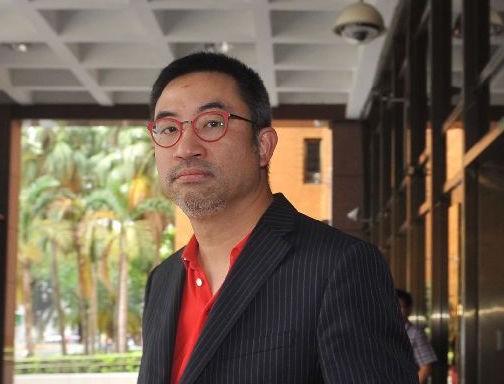 寒舍集團現任董事蔡伯府。