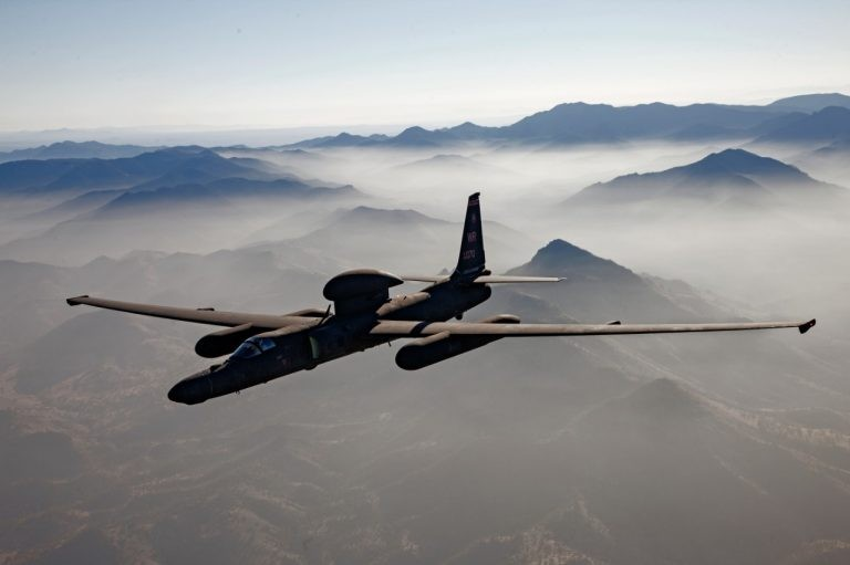 U-2S Dragon Lady. (Lockheed Martin photo)