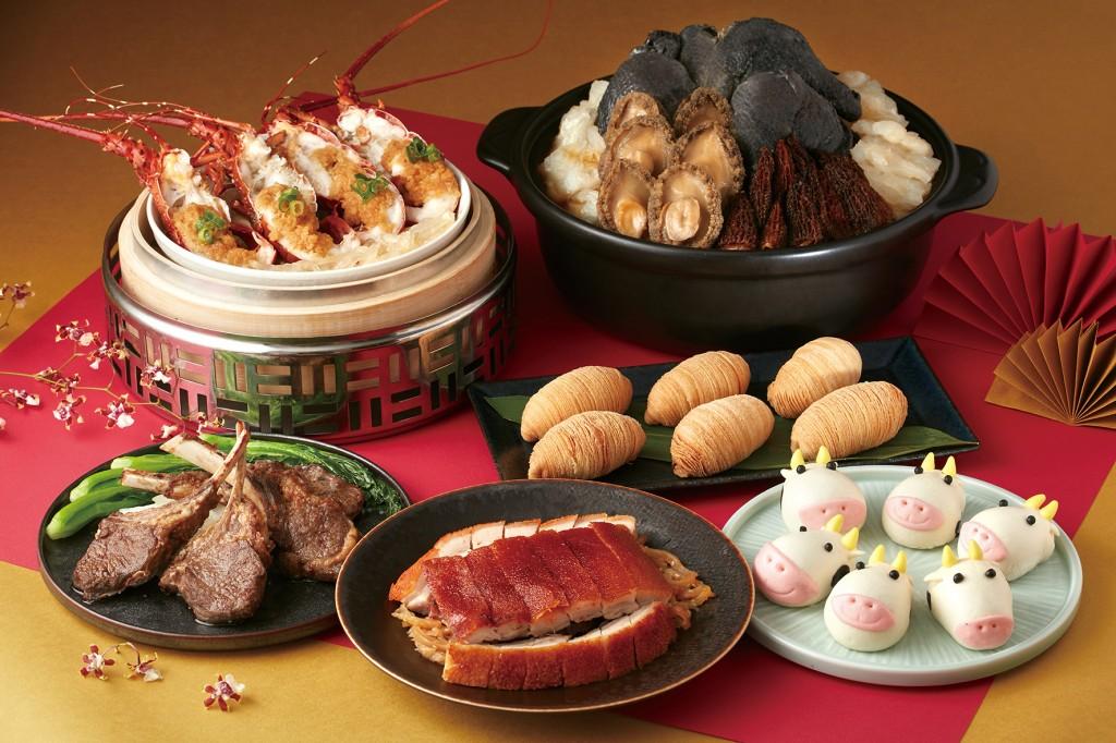 台北喜來登大飯店「你的年菜,我來準備」