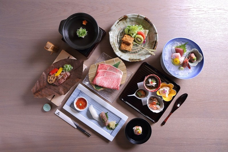 台北老爺酒店 日本和牛、南洋美饌吃到飽