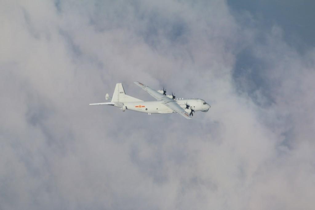 4 Chinese military turboprops enter Taiwan's ADIZ