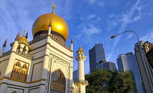 A mosque in Singapore. (Pixabay photo)