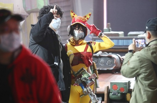 Taipei Game Show caps attendees at 7,000 amid COVID fears