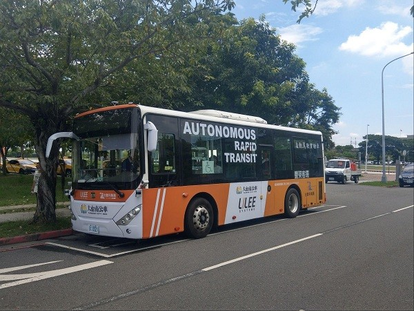 (TainanBureau of Transportation photo)