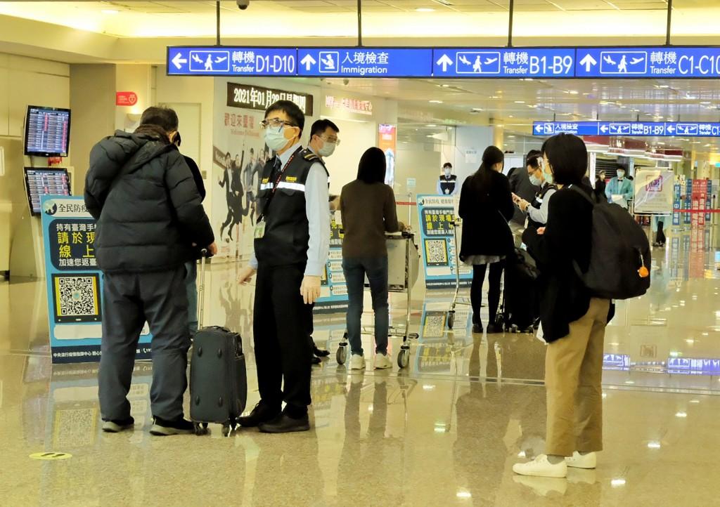 【新冠肺炎】新增1例日本境外移入 案913採檢第8次又再確診