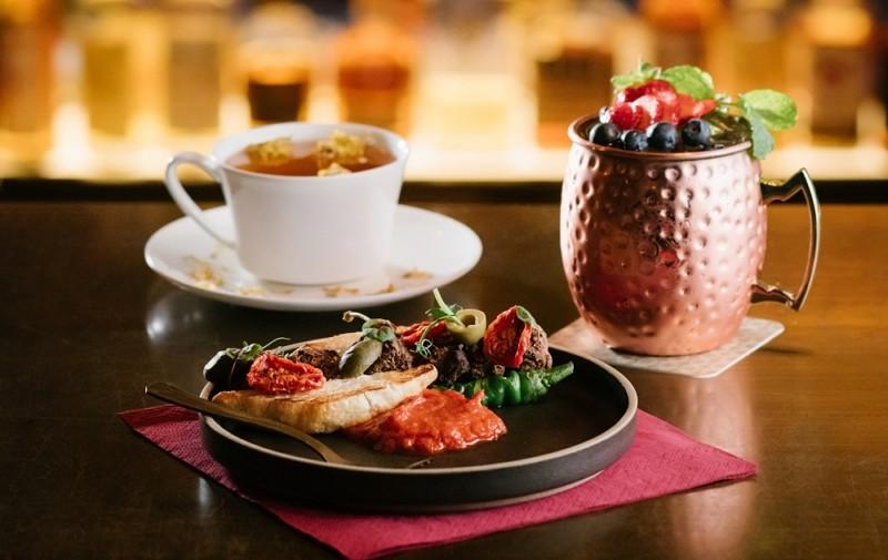 慕軒飯店URBAN331酒吧 粉紅莓果午茶