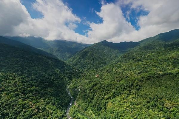 Manyueyuan Forest Recreation Area (Forestry Bureau photo)