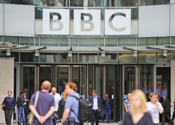 BBCheadquarters in London.
