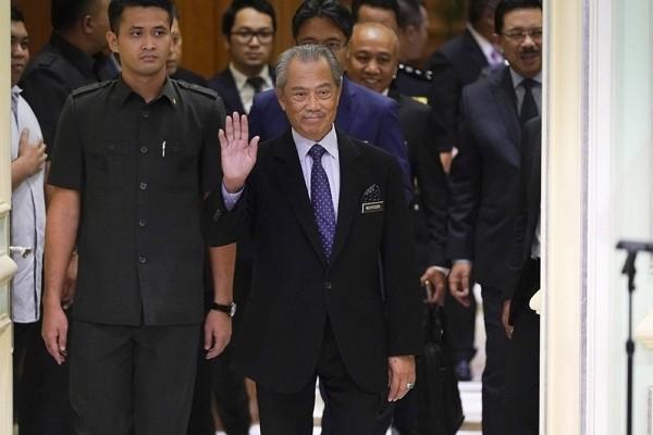 File photo - Malaysian Prime Minister Muhyiddin Yassin.