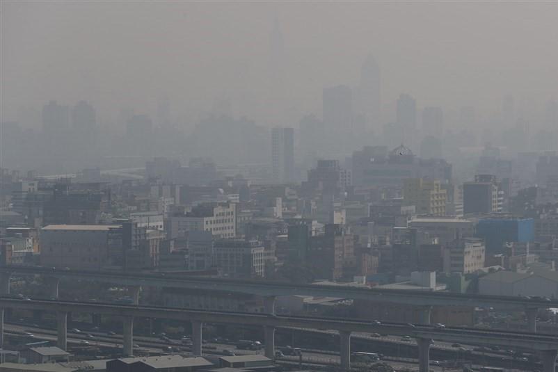 Taipei air pollution