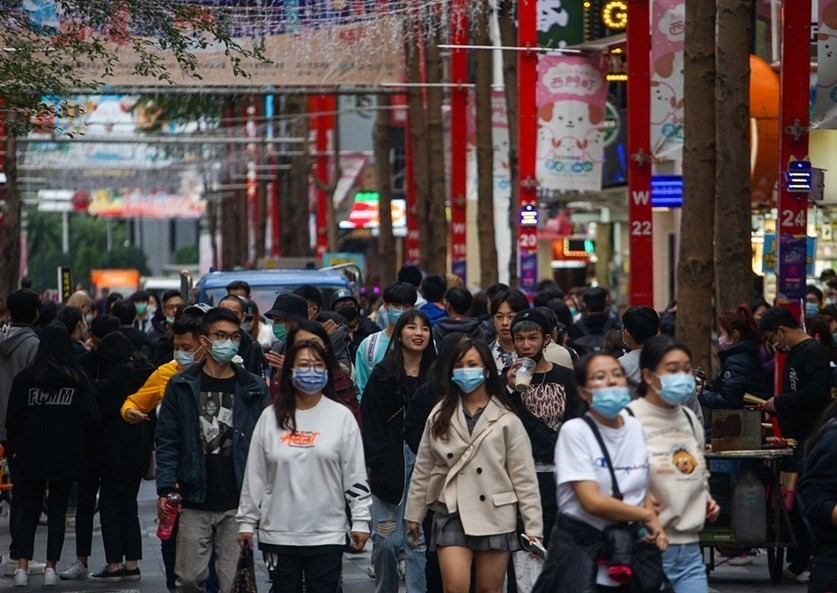 Taiwanese have been able to live normal lives despite coronavirus pandemic.