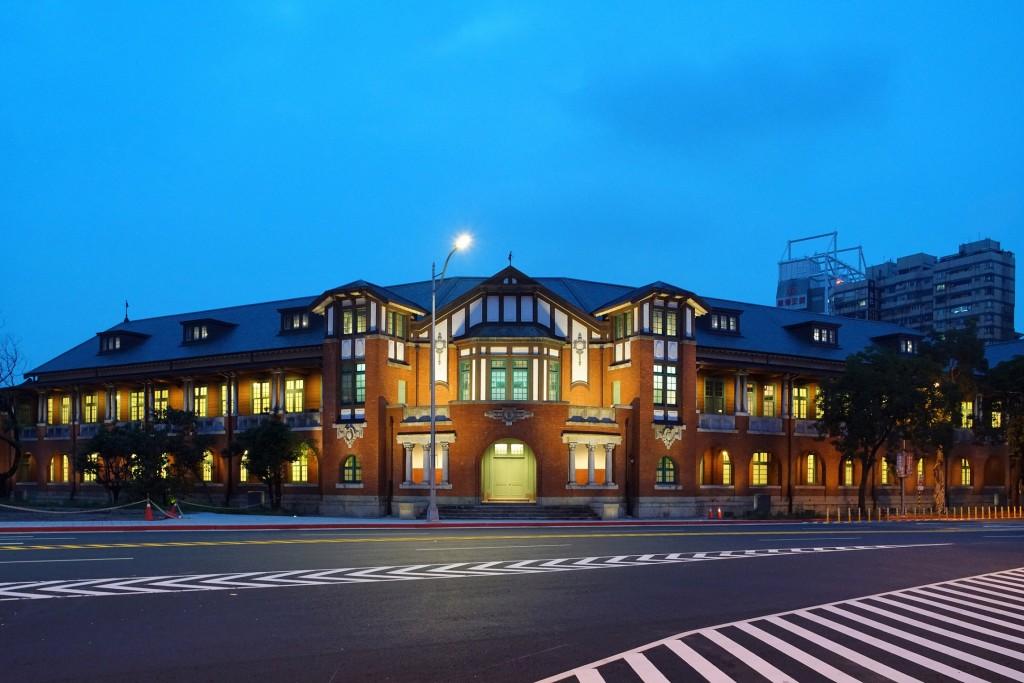 國立臺灣博物館鐵道部園區(圖/文化部)