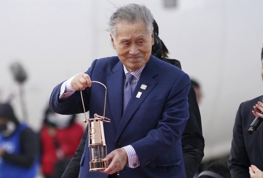日本東京奧運暨帕運組織委員會主席森喜朗今(12)天為失言引咎辭職(圖/美聯社)